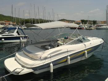 Boat for rent Maxum Marine Boats 25.0 feet in Marina Tribunj, Croatia