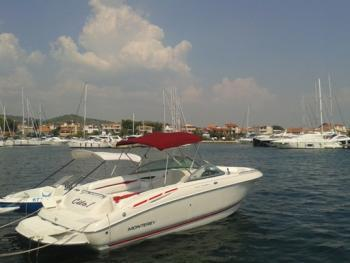 Other boat rental in Marina Tribunj,