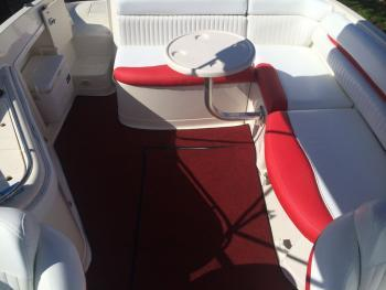 Boat for rent Monterey 24.0 feet in Marina Tribunj, Croatia