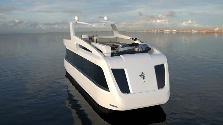 Catamaran boat for rent in Šibenik region