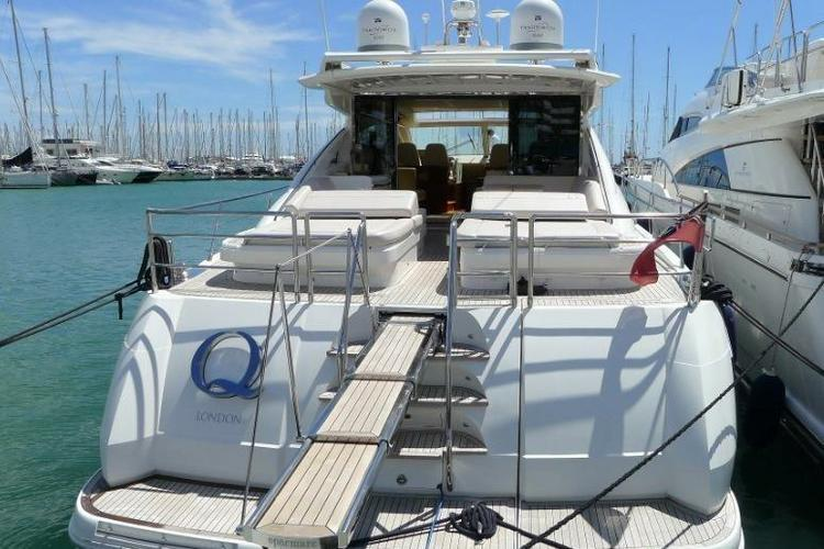 Boat for rent PRINCESS 70.0 feet in Port-Grimaud, France