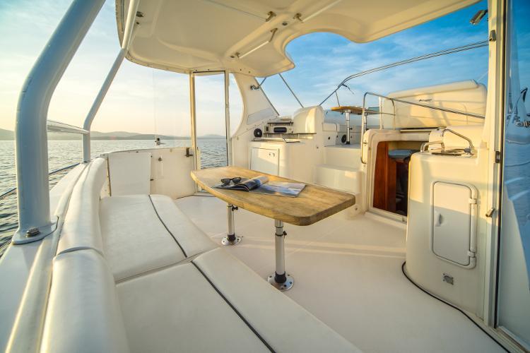 Boat for rent Payo yacht 43.0 feet in ACI Marina Skradin,