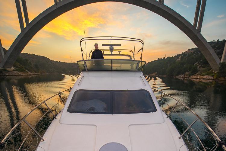 Payo yacht's 43.0 feet in Šibenik region
