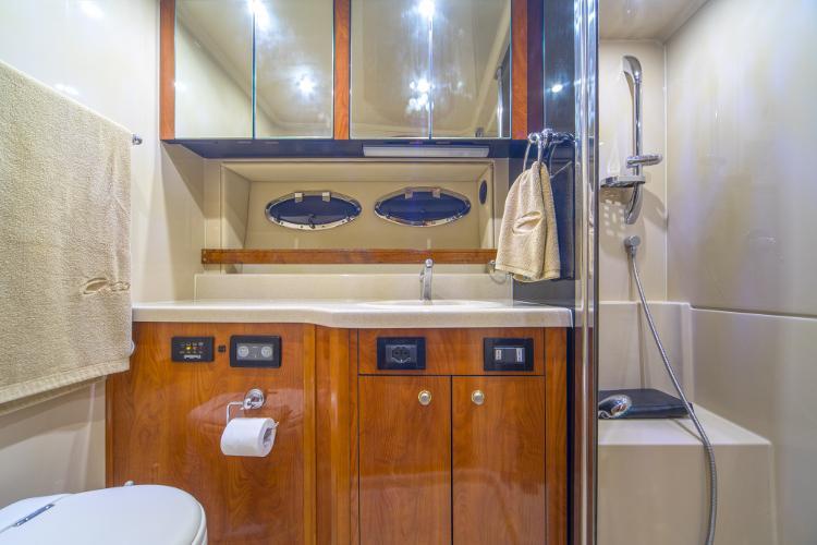 Motor yacht boat rental in ACI Marina Skradin,