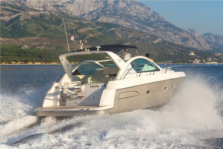 Discover Split region surroundings on this Pearlsea 36 Open Pearl Sea Yachts d.o.o. boat