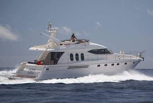 Boat for rent Princess 66.0 feet in Marina de Cascais, Portugal