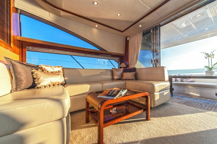 63.0 feet Princess Yachts in great shape
