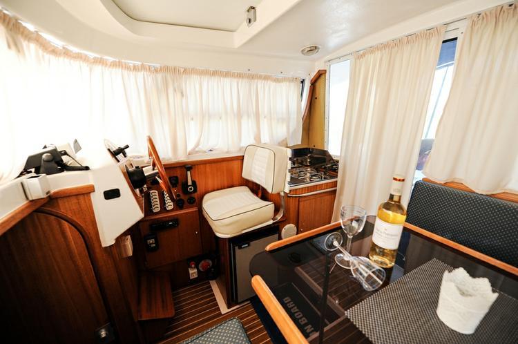 Boat for rent Quicksilver 24.0 feet in Marina Tankerkomerc, Zadar,