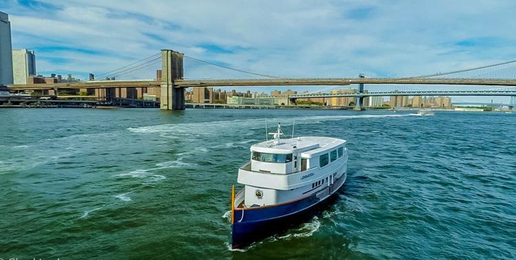 Scarano Boat Building's 92.0 feet in New York