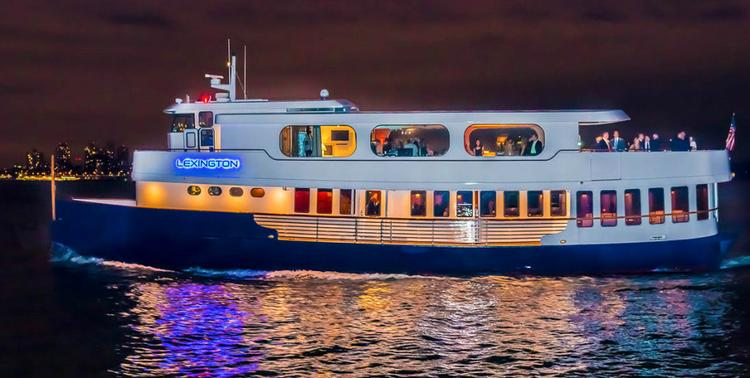Boat for rent Scarano Boat Building 92.0 feet in New York Skyport Marina, NY