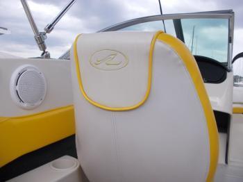 This 18.0' Sea Ray Boats cand take up to 6 passengers around Šibenik region