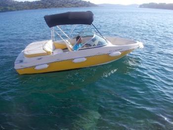 18.0 feet Sea Ray Boats in great shape