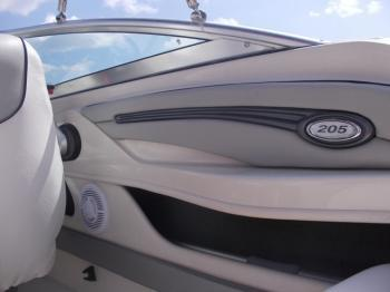 This 20.0' Sea Ray Boats cand take up to 6 passengers around Šibenik region