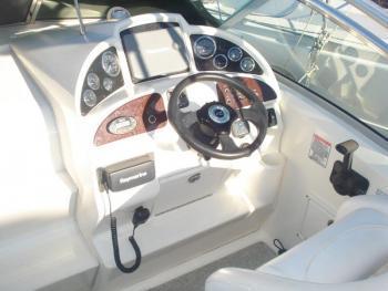 Discover Šibenik region surroundings on this Sea Ray 275 Amberjack Sea Ray Boats boat