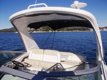 Boat for rent Sea Ray Boats 33.0 feet in Marina Tribunj,