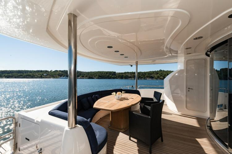 Sunseeker International's 104.0 feet in Zadar region