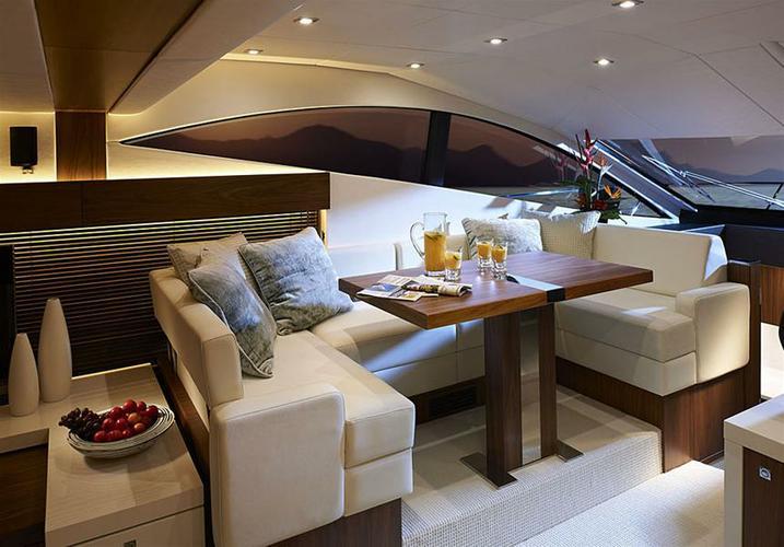 Discover Split region surroundings on this Sunseeker Manhattan 50 Sunseeker International boat