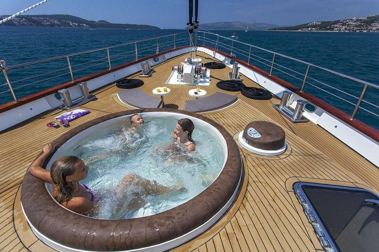 Discover Split region surroundings on this Navilux Unknown boat