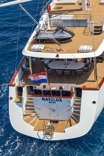 Unknown's 122.0 feet in Split region