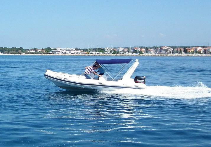 Wav Marine's 19.0 feet in Zadar region
