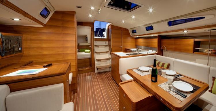 Boat for rent AD Boats 44.0 feet in ACI Marina Jezera, Murter, Croatia