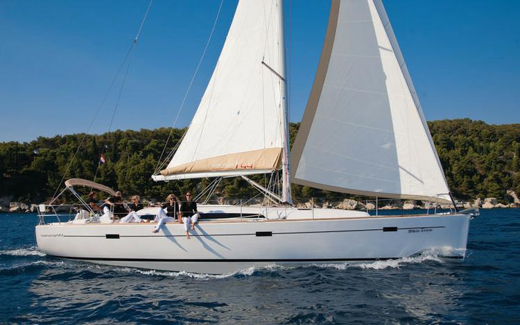 Discover Split region surroundings on this Salona 44 AD Boats boat