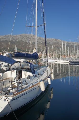 Boat for rent AD Boats 44.0 feet in Marina Kastela, Kastela, Croatia