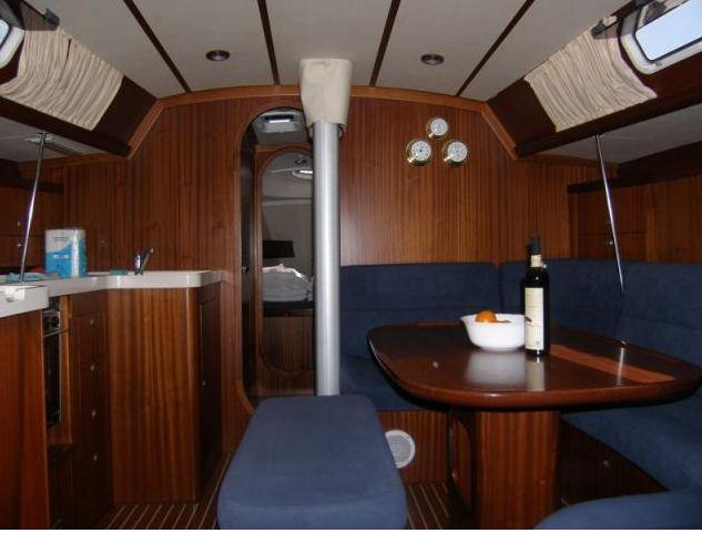 Discover Split region surroundings on this Salona 45 AD Boats boat