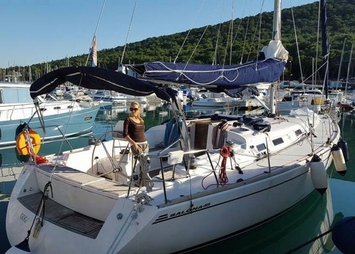 This AD Boats Salona 45 is the perfect choice