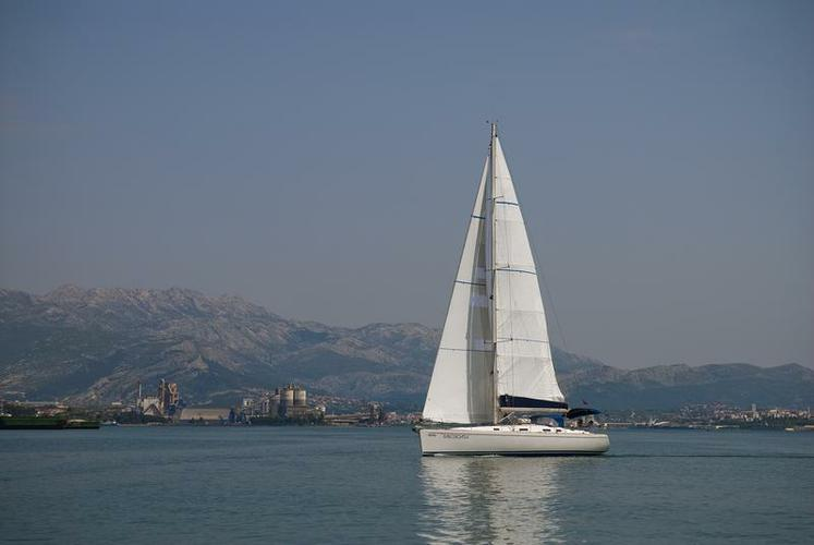 Boating is fun with a Other in Split region