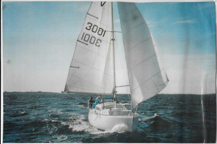 Albin Marin's 27.0 feet in Stockholm County