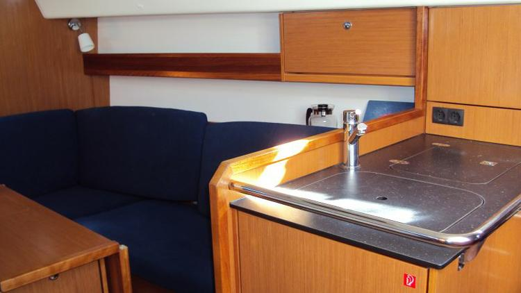 Discover Istra surroundings on this Bavaria Cruiser 32 Bavaria Yachtbau boat