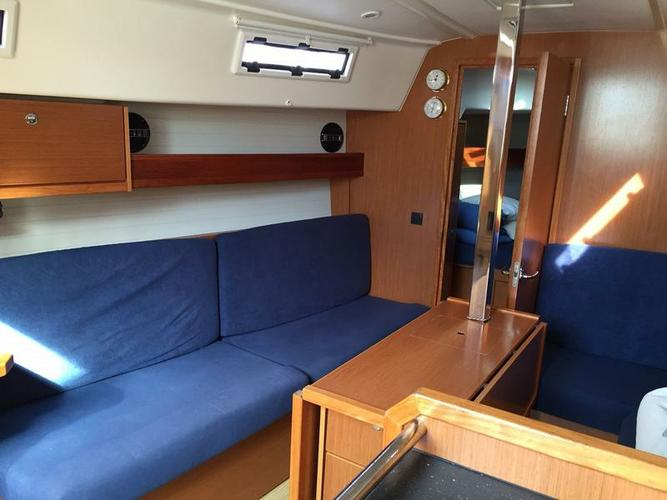 Discover Istra surroundings on this Bavaria Cruiser 33 Bavaria Yachtbau boat