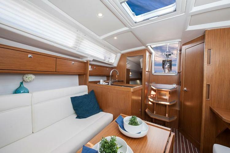 Discover Split region surroundings on this Bavaria Cruiser 33 Bavaria Yachtbau boat