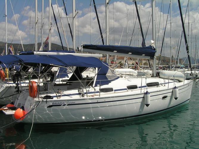 Boat for rent Bavaria Yachtbau 34.0 feet in Marina Trogir – ACI,
