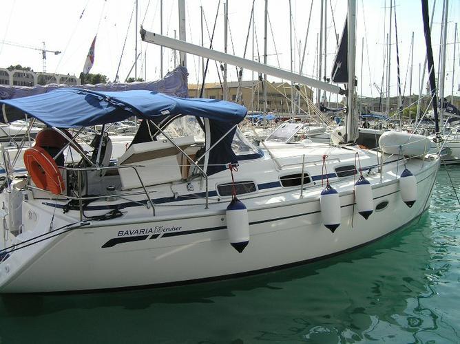 Discover Split region surroundings on this Bavaria 33 Cruiser Bavaria Yachtbau boat