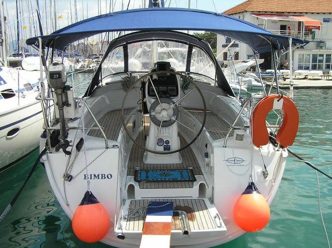 Discover Split region surroundings on this Bavaria 34 Cruiser Bavaria Yachtbau boat