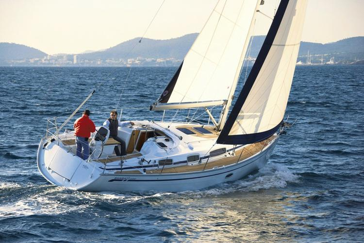 Enjoy luxury and comfort on this Bavaria Yachtbau in Liguria