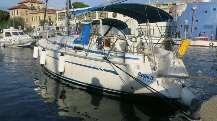 Discover Zadar region surroundings on this Bavaria 34 Bavaria Yachtbau boat