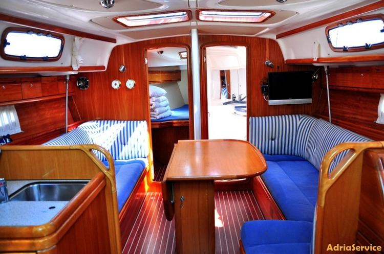 37.0 feet Bavaria Yachtbau in great shape