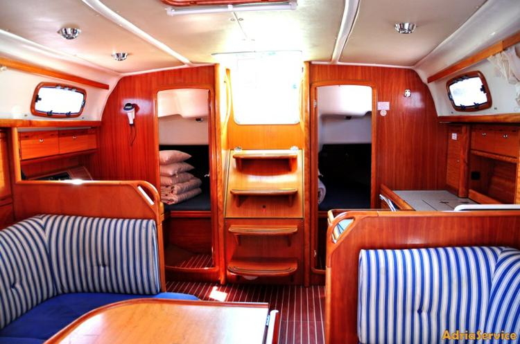 Boat for rent Bavaria Yachtbau 37.0 feet in Primorska , Slovenia