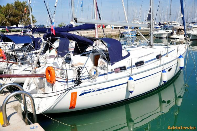 Bavaria Yachtbau boat for rent in Primorska