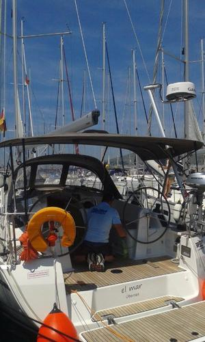 Boat for rent Bavaria Yachtbau 37.0 feet in Marina Trogir – ACI,