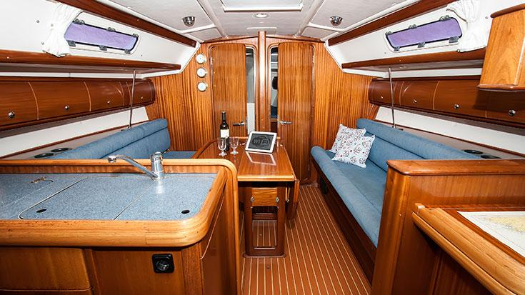 Discover Split region surroundings on this Bavaria 36 Bavaria Yachtbau boat