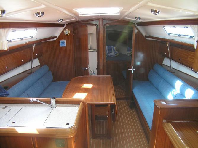 Discover Split region surroundings on this Bavaria 36 Bavaria Yachtbau boat