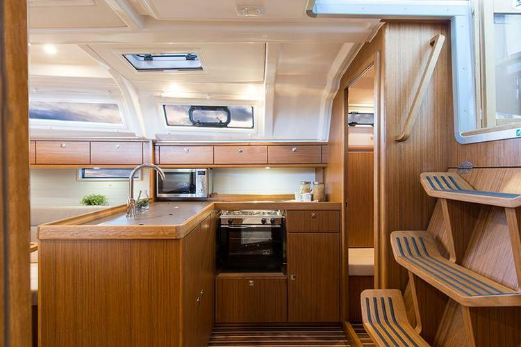 Discover Zadar region surroundings on this Bavaria Cruiser 37 Bavaria Yachtbau boat