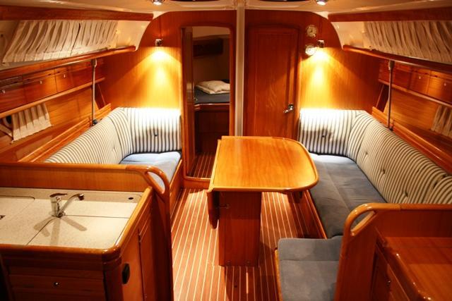 Boat for rent Bavaria Yachtbau 38.0 feet in Yachtclub Seget (Marina Baotić), Seget Donji,