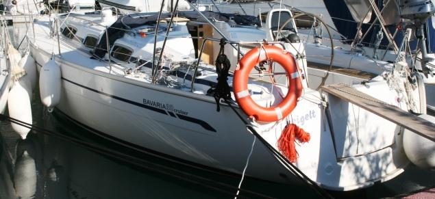 Boat for rent Bavaria Yachtbau 38.0 feet in Marina Split - ACI ,