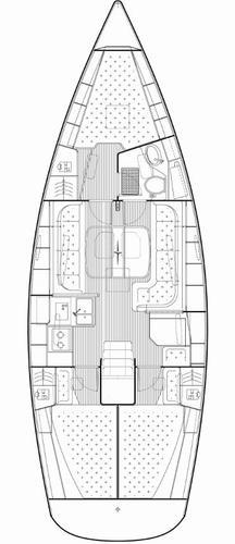 Discover Split region surroundings on this Bavaria 38 Cruiser Bavaria Yachtbau boat
