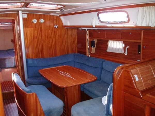 Discover Dodecanese surroundings on this Bavaria 39 Cruiser Bavaria Yachtbau boat